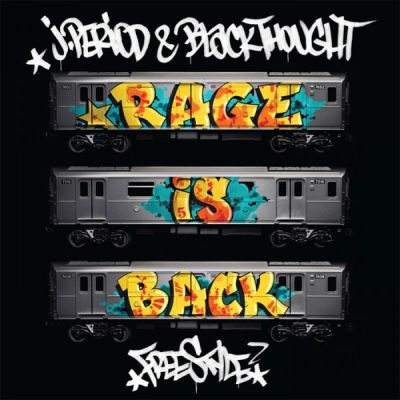J.Period - Rage is Back